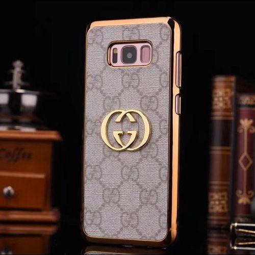 pretty nice 6847d 6d8e9 Luxury Gucci Galaxy S8 Plus Case Best White   Best Galaxy S8 Plus ...