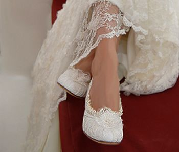 The Most Exclusive Bridal Shoes Today