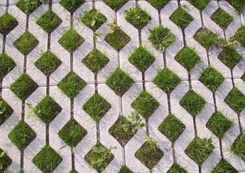 Permeable Surface Driveways Reduce Run Off Grass Pavers Permeable Paving Permeable Driveway