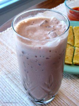 Yoo Hoo Chocolate Drink Recipe #charlestoncheesedips