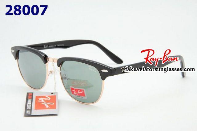 ray ban sunglasses clubmaster fake