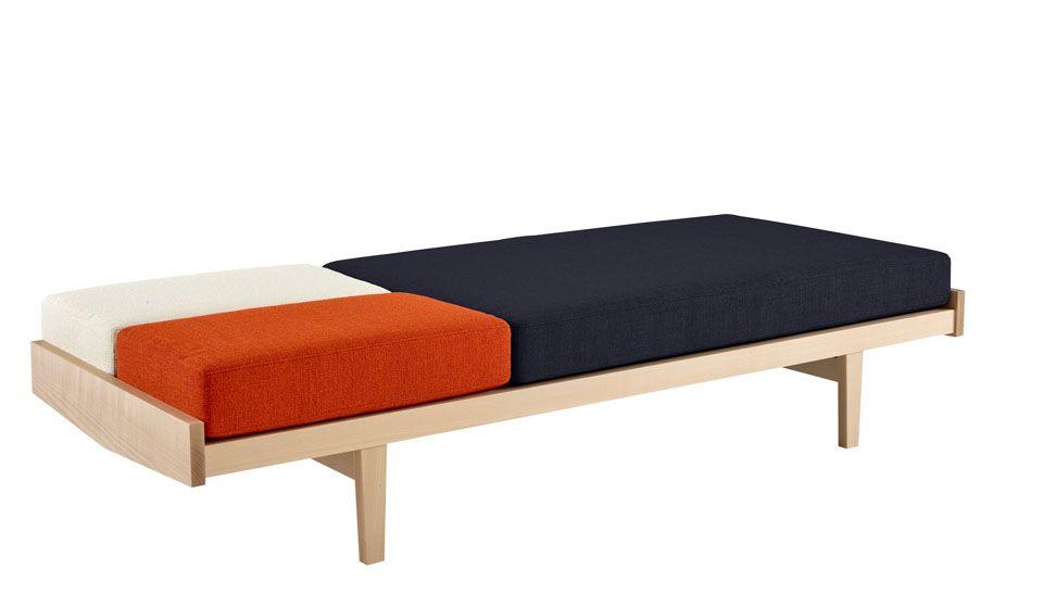 r dition pierre paulin inspi mobilier de salon banc. Black Bedroom Furniture Sets. Home Design Ideas