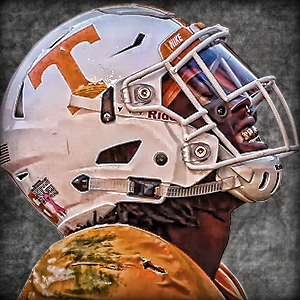 Alvin Kamara Tennessee volunteers, Football helmets