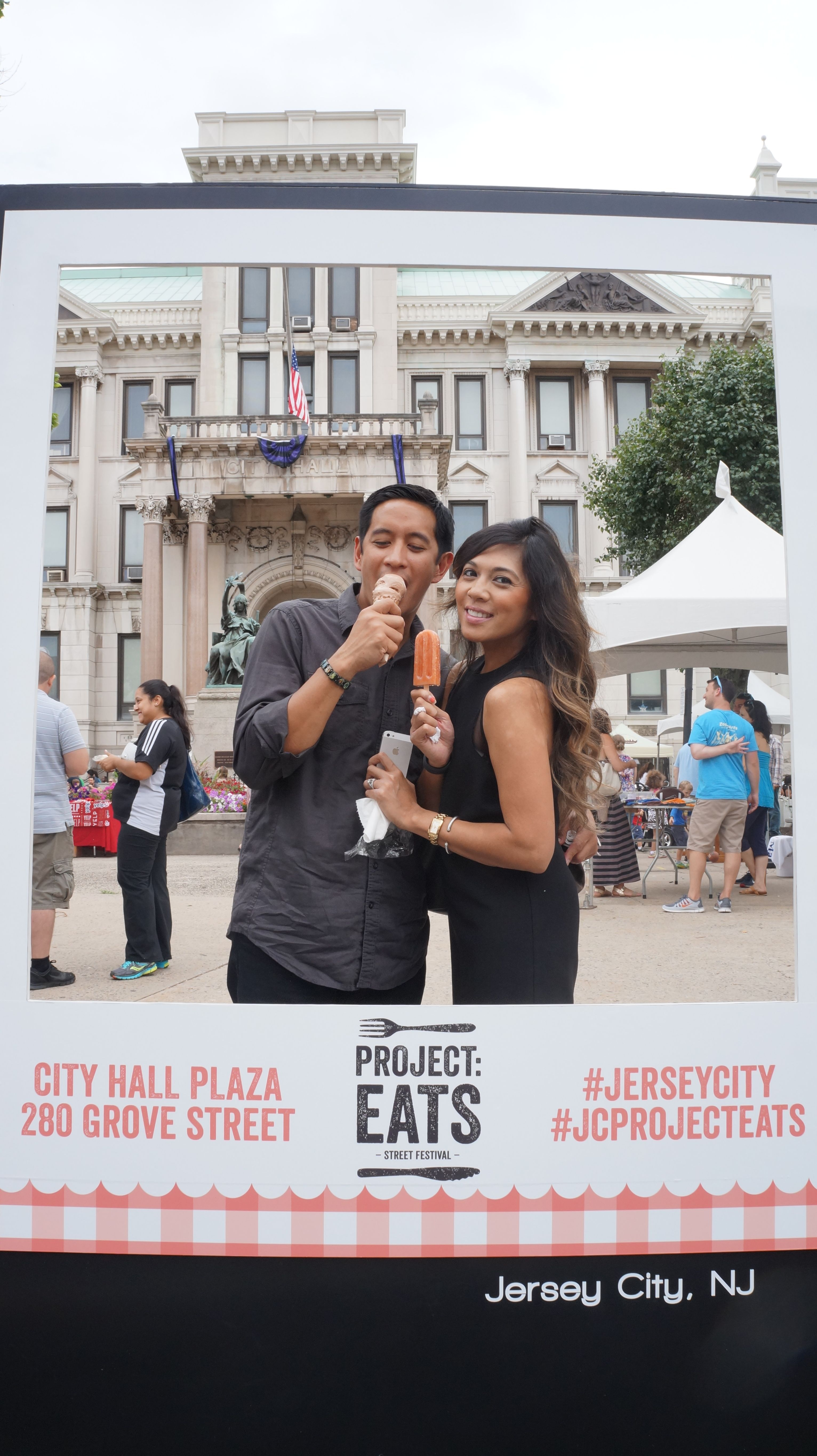 Project: Eats 2014- The Photo Booth