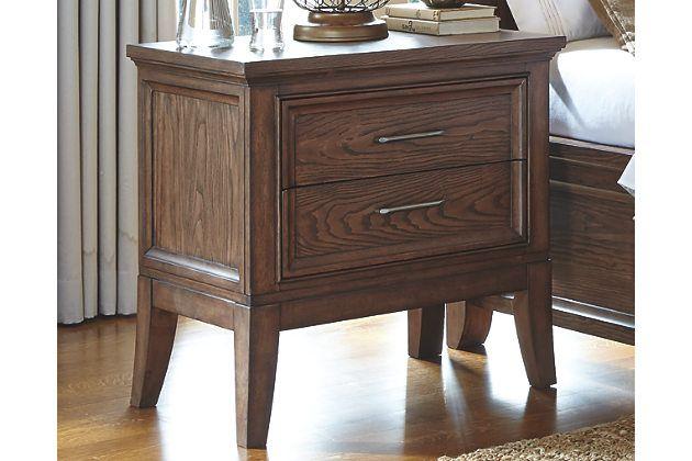 Brown Mardinny Nightstand By Ashley Furniture