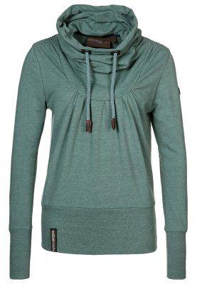 finest selection 1ba6a b4670 Naketano Sweatshirt - forrest melange - Zalando.de ...