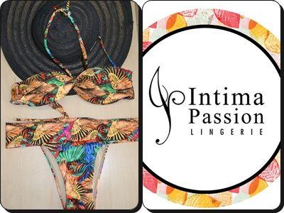 Intima Passion Beach repleta de novidade para você curtir o verão em grande estilo!