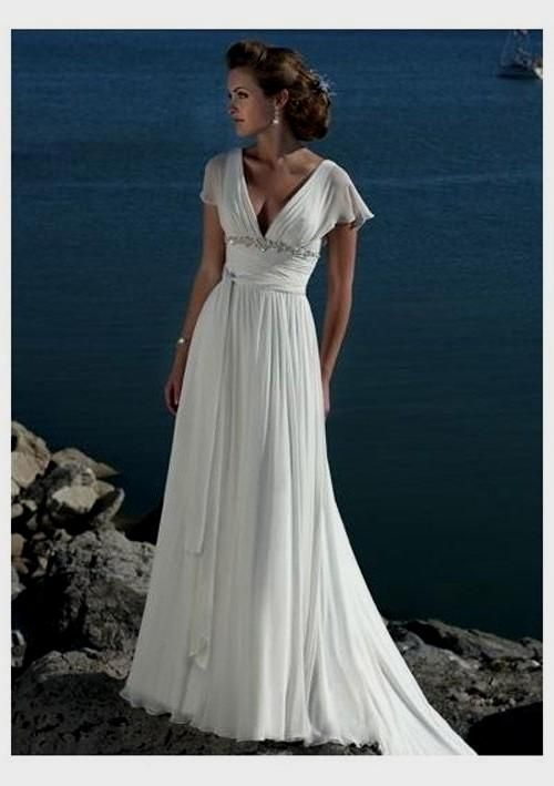 d8d17902714 casual wedding dress for older bride Naf Dresses