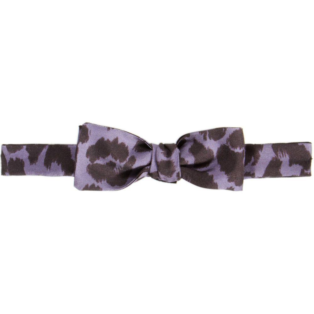 Paul Smith leopard bow tie $39