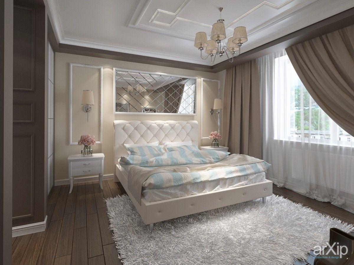 Спальни неоклассика дизайн