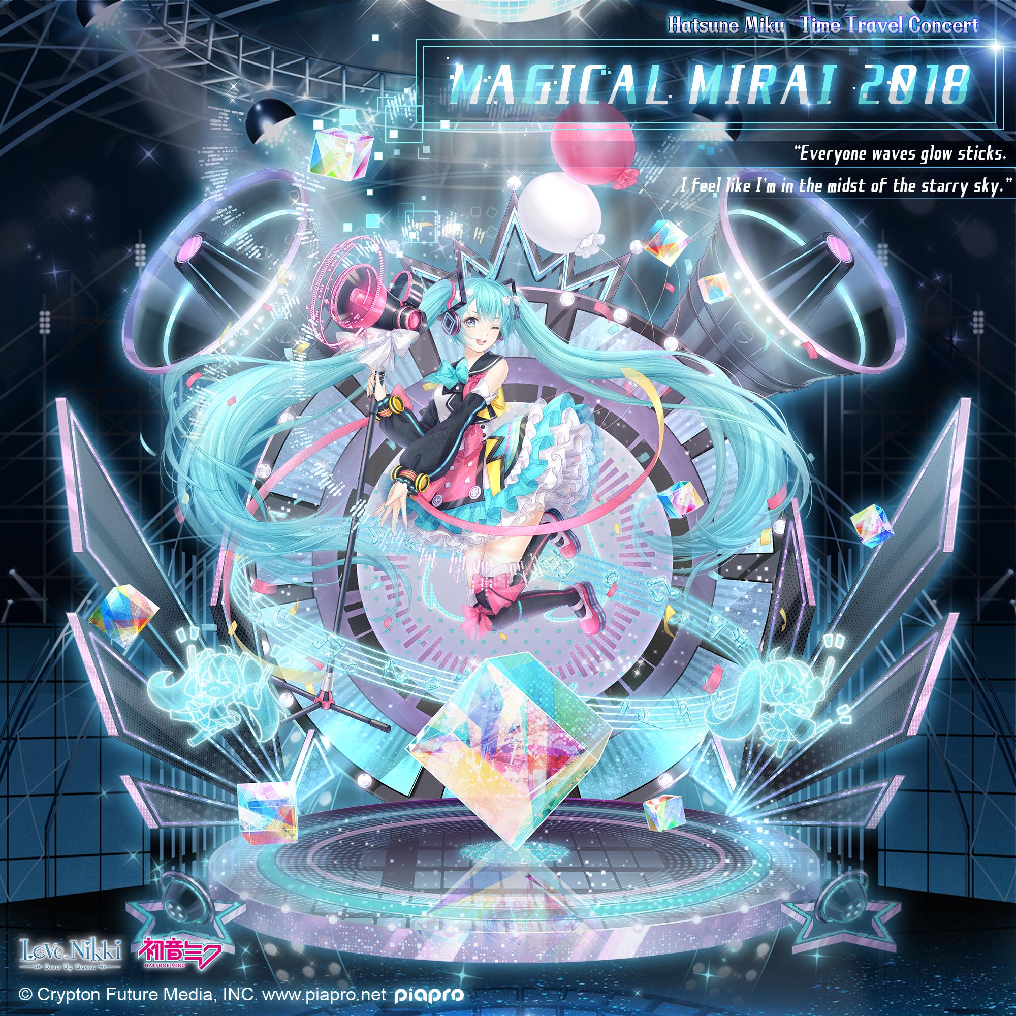 Magical Mirai 2018 Love NikkiDress UP Queen! Wiki