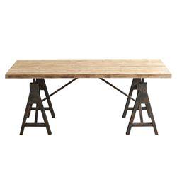 Tavolo moderno fisso legno DB01 - Acquista online - Lops.it