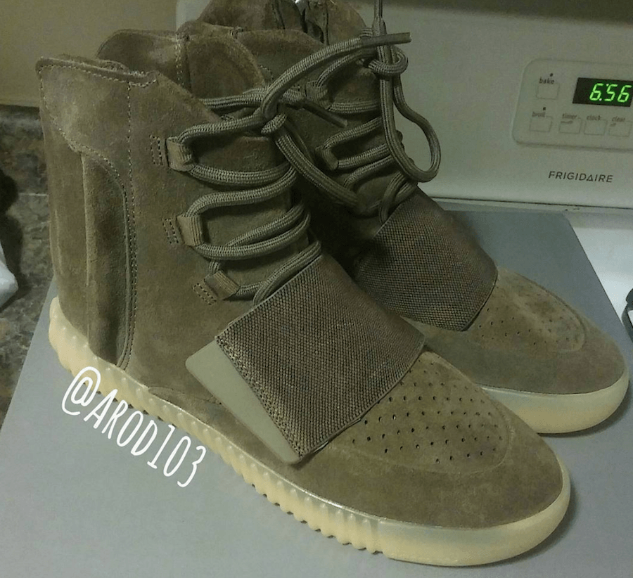 adidas Yeezy Boost 750 Brown release date 2