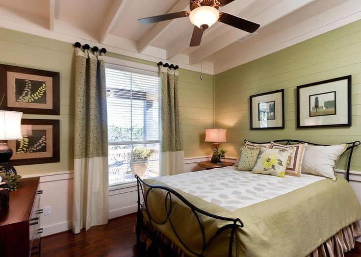 Country Cottage Bedrooms Model Property texas casual cottages | trendmaker homes | model bedroom