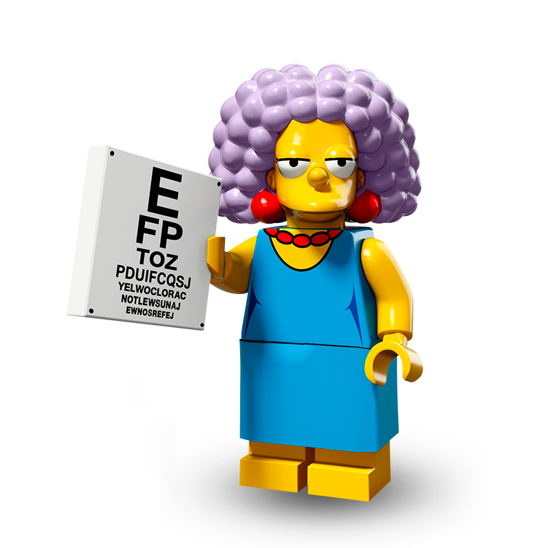 LEGO ® Minifiguren 71009 Simpsons série 2 Homer Simpson