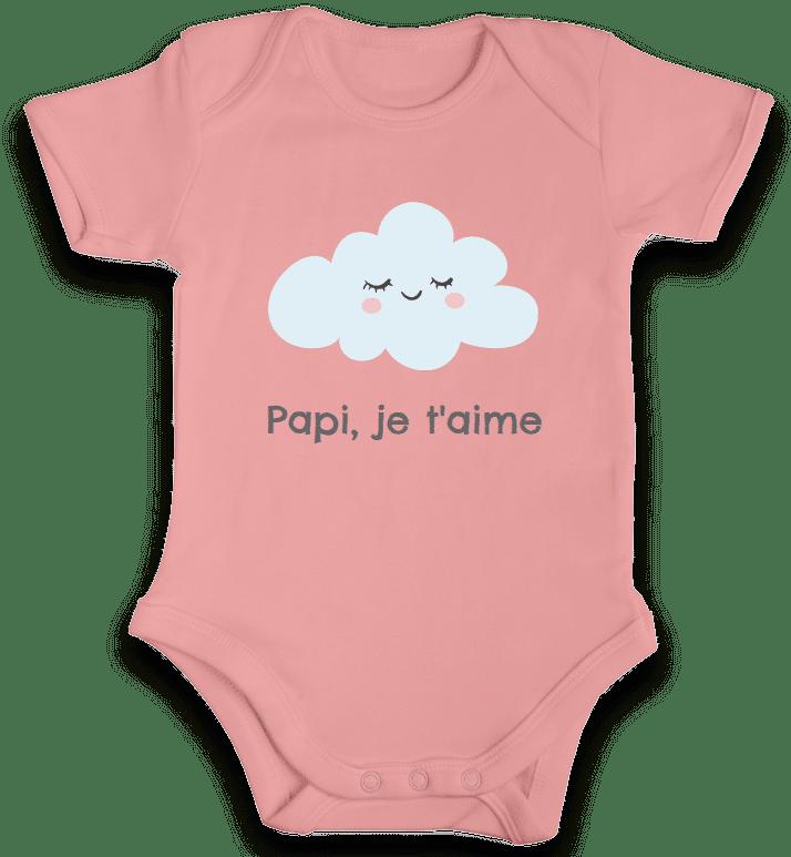 Personnalisé fête mères//fête des pères bavoir bébé