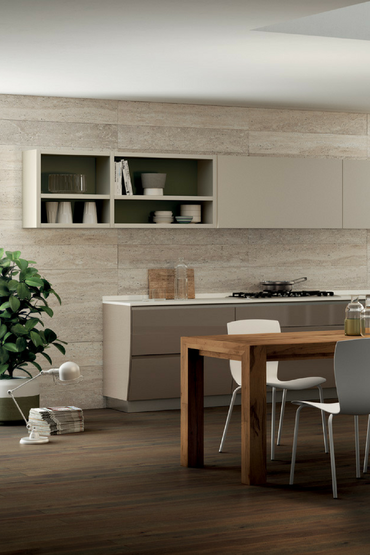Küche, Skandinavisch, Skandinavisches Design, Küche Hell, Schlicht, Holz,  Idee,