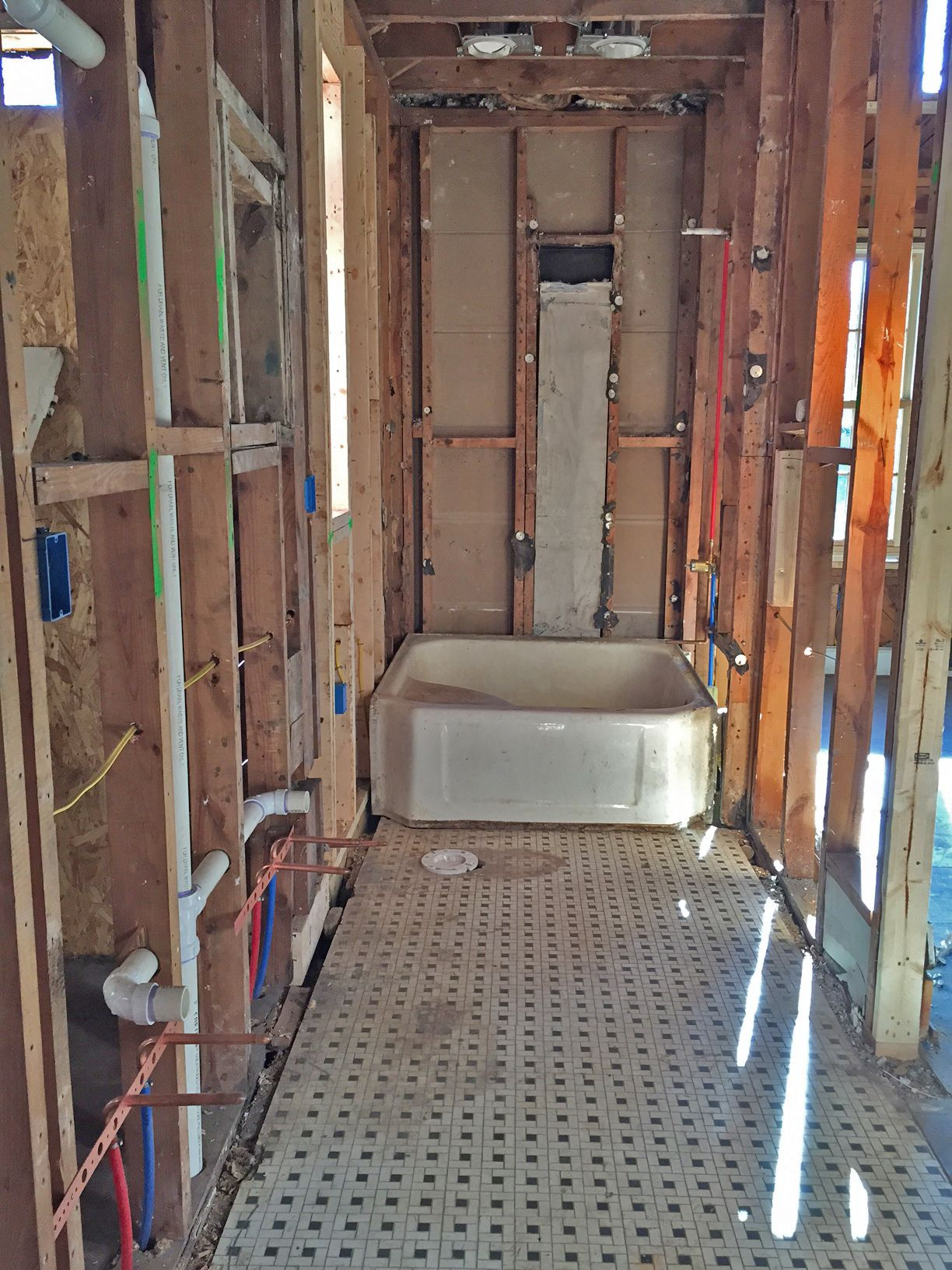 Bathroom Plumbing Diagram Concrete Slab 6 Pin Cdi Unit Wiring Trends 2017 2018 Batrom