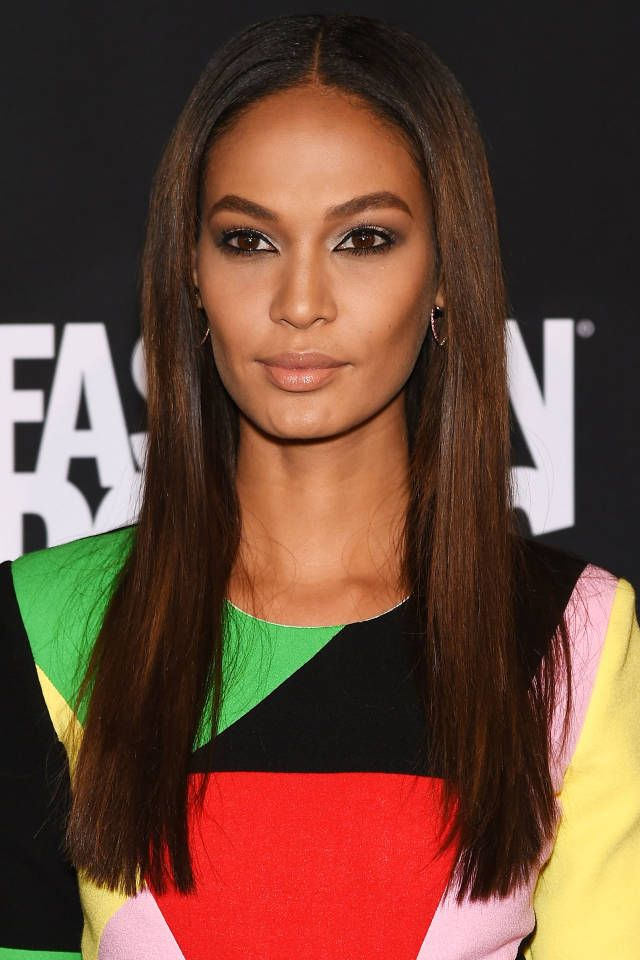 10 Chic Ways To Wear A Middle Part Hairstyles For