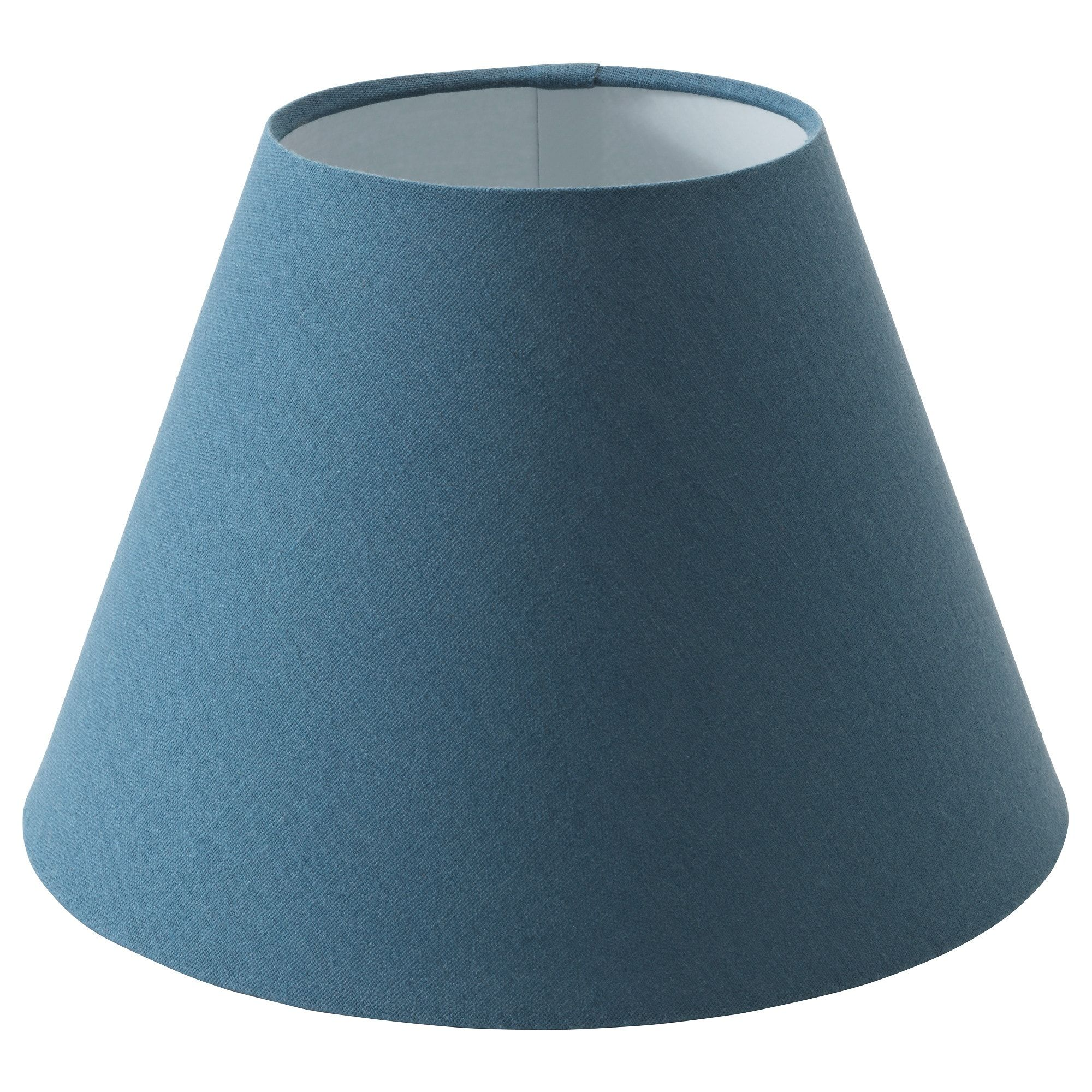 IKEA OLLSTA Blue Lamp shade | Lamp shade, Blue lamp shade