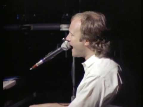Phil Collins Take A Look At Me Now Great Music Videos