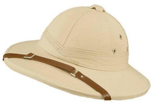 huge selection of 1e476 65616 NEW DELUXE WOMENS JUNGLE SAFARI EXPLORER HAT HELMET PITH FANCY DRESS  COSTUME  NON  HATS
