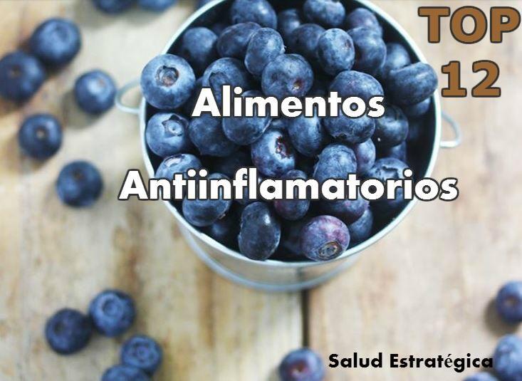 Los top-12 alimentos antiinflamatorios   Sentirse bien es facilisimo.com