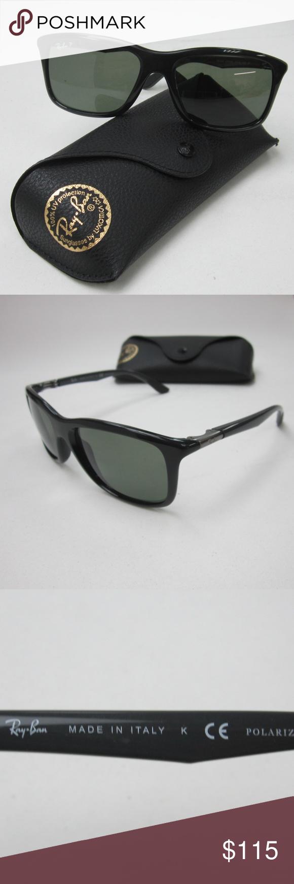 78b65cb070 RayBan RB 8352 Men s Sunglasses Polarized OLG527 RayBan RB 8352 6219 9A  Men s Sunglasses