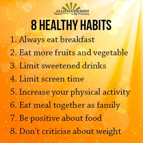 Simple Rules For A Healthy Life Share And Spread The: Don't Forget To Share These Healthy Habits With Your