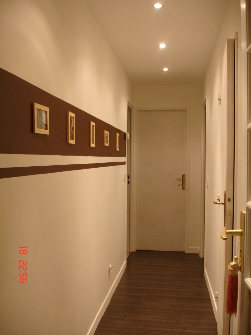 Couloir tage photo page 2 couloir page et d coration for Idee renovation couloir