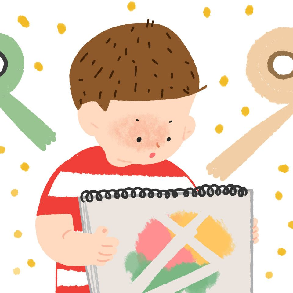 Gambar Yang Dilewati Pita Perekat Bermain Toddler Kreatif Permainanbalita Aktivitasanakprasekolah Tipsbermain Pengasuhananak Chai Mainan Kreatif Gambar