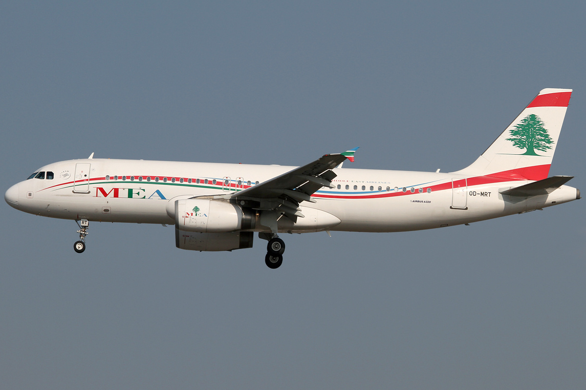 MEA - Middle East Airlines OD-MEC aircraft at In Flight - Austria