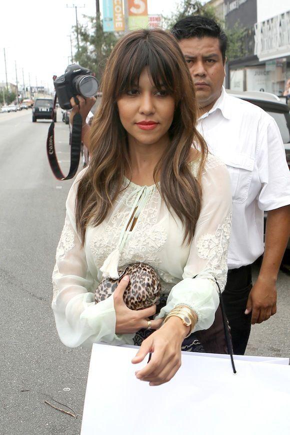 Kourtney Kardashian Kourtney Kardashian Hair Kardashian Hair Color Hair Inspiration