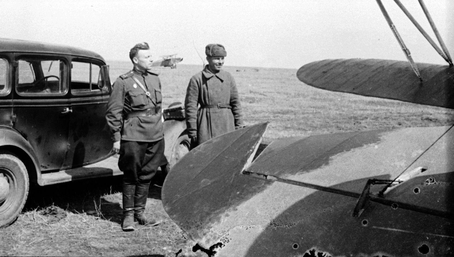 Р-5, советская авиация, советский самолет, Техника второй мировой, Самолеты СССР,