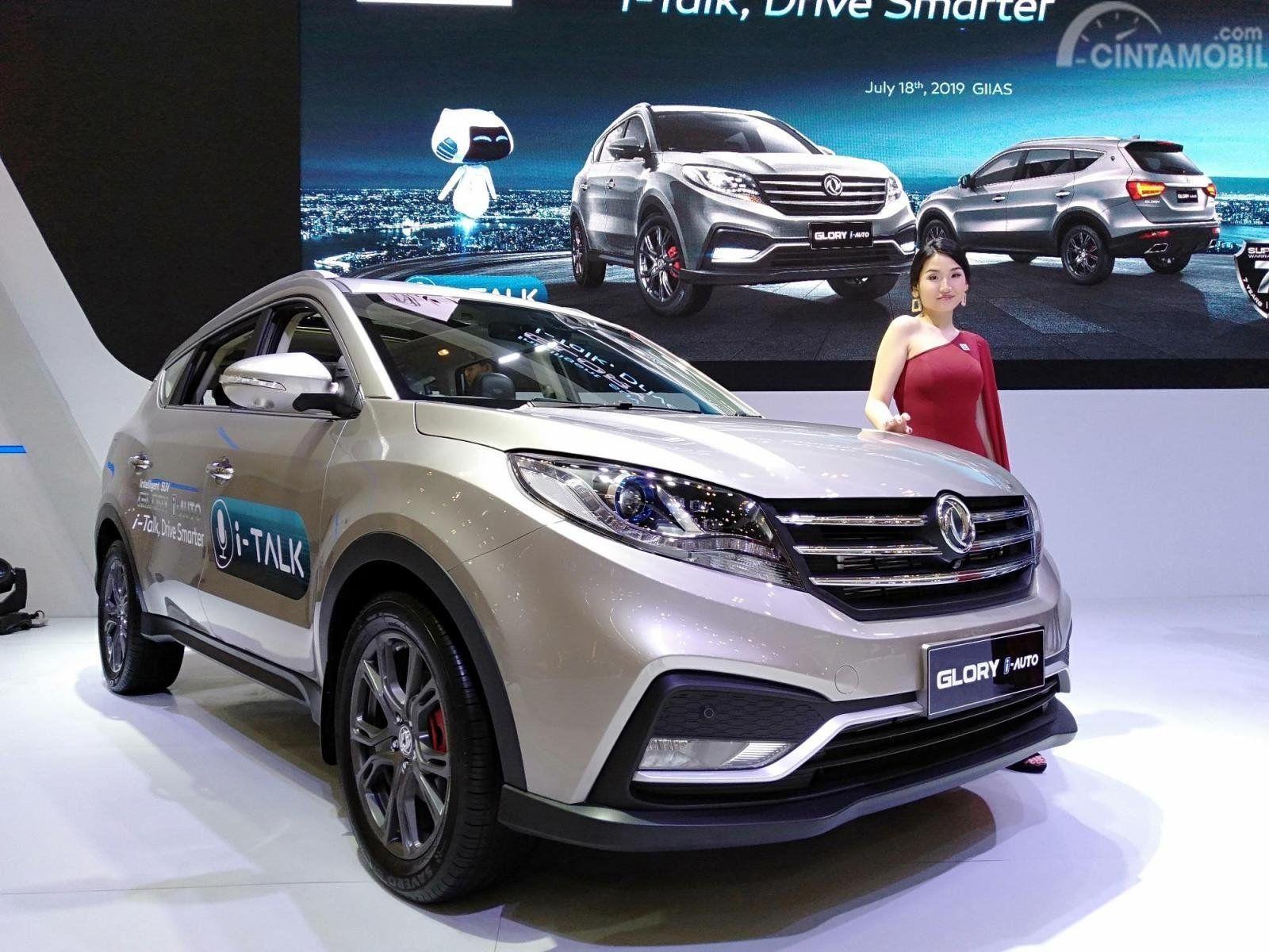 Review Dfsk Glory I Auto 2020 Suv Kaya Fitur Terbaru Dfsk Suv Mobil Indonesia