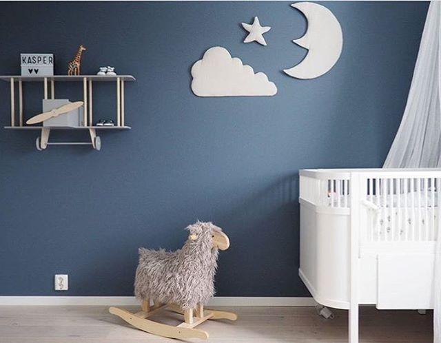 "249 Synes godt om, 6 kommentarer – Cam Cam Copenhagen (@camcam_cph) på Instagram: ""Beautiful little boy's room love this Norwegian nursery styling by @line_melbye ✨including our…"""