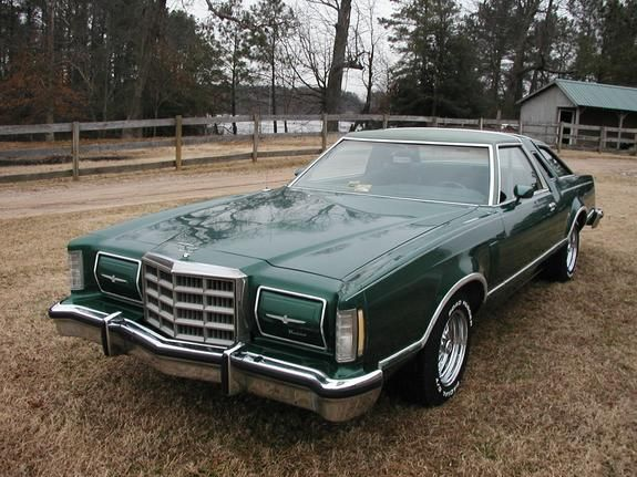 1979 Ford Thunderbird Old Classic Cars Super Luxury Cars Classic Cars