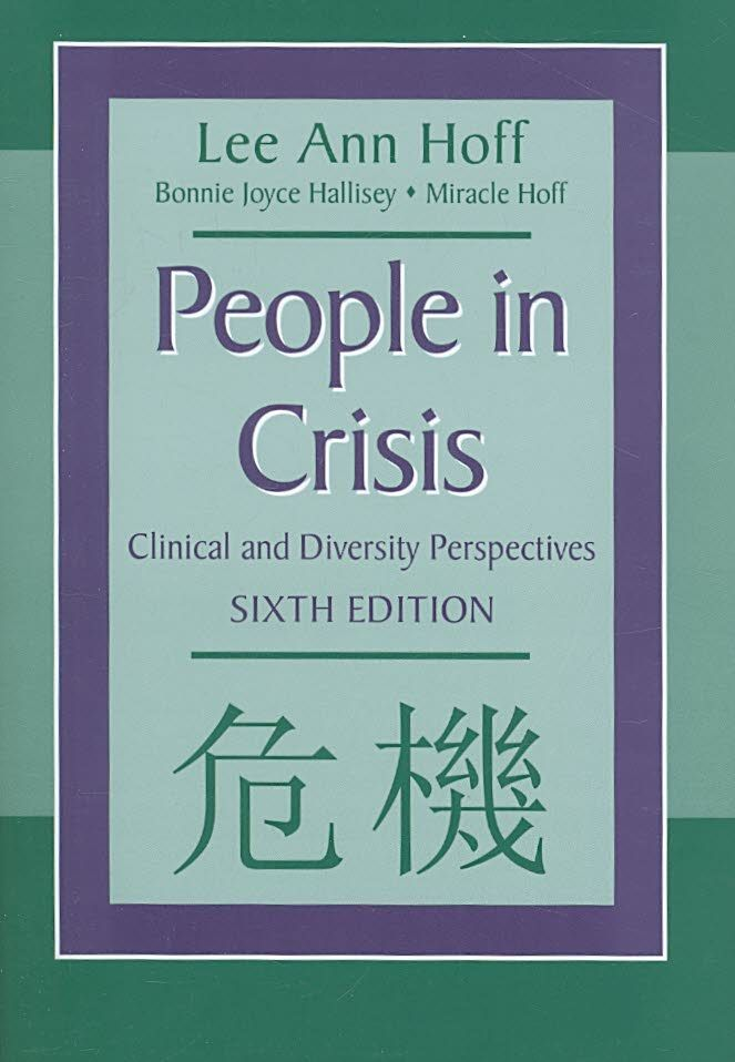 People in Crisis: Clinical and Diversity Perspectives