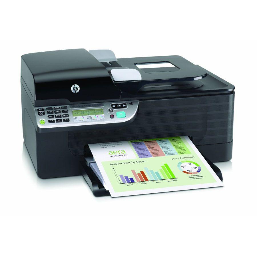 Hp Officejet 4500 4in1 With Feeder Hp Officejet Inkjet Printer Hp Printer
