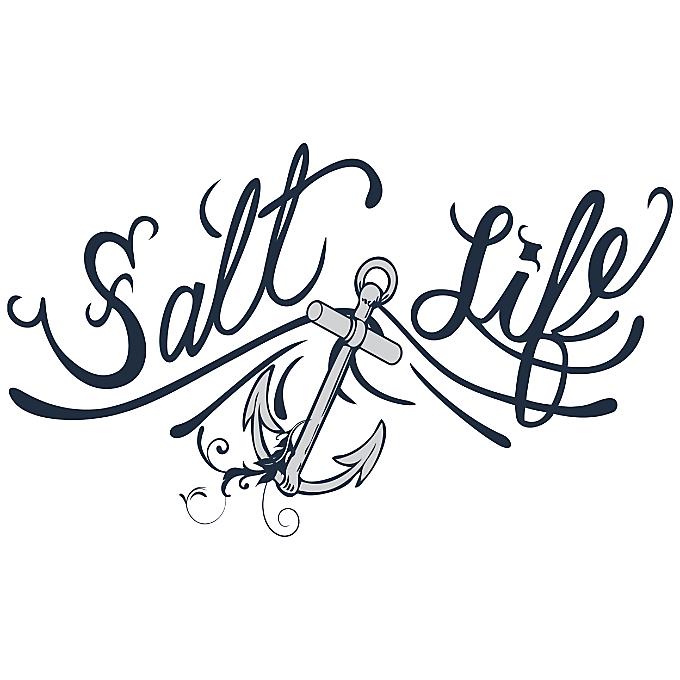 Saltlife Never Gets Old Salt Life Decals Salt Life Vinyl Decals