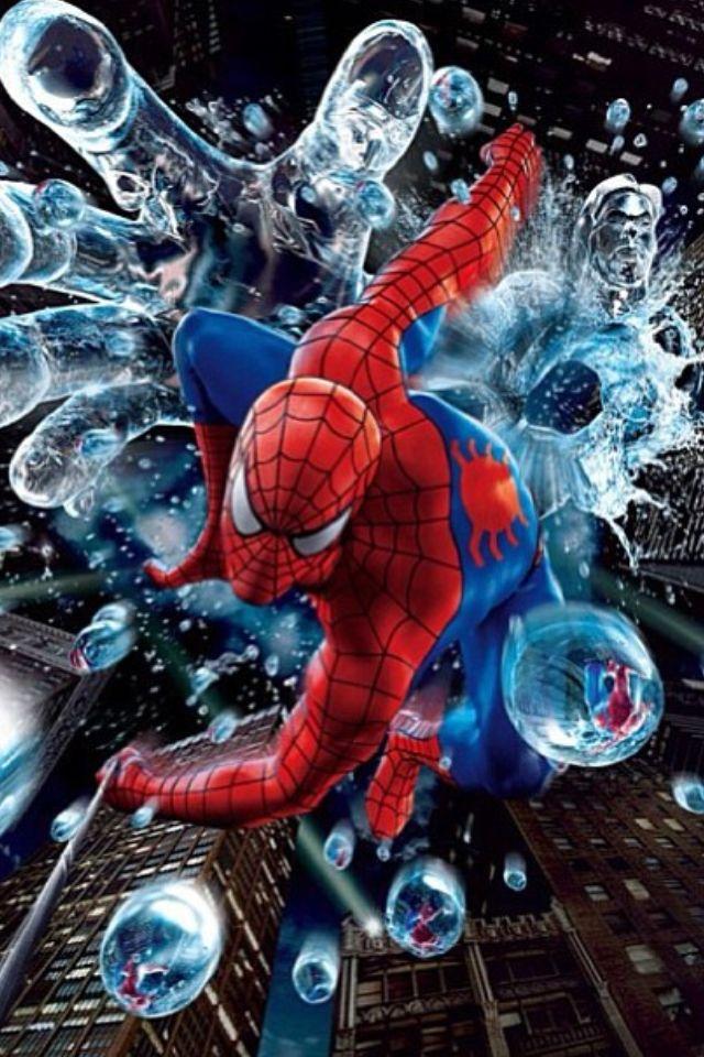 Spider-Man vs. Hydro