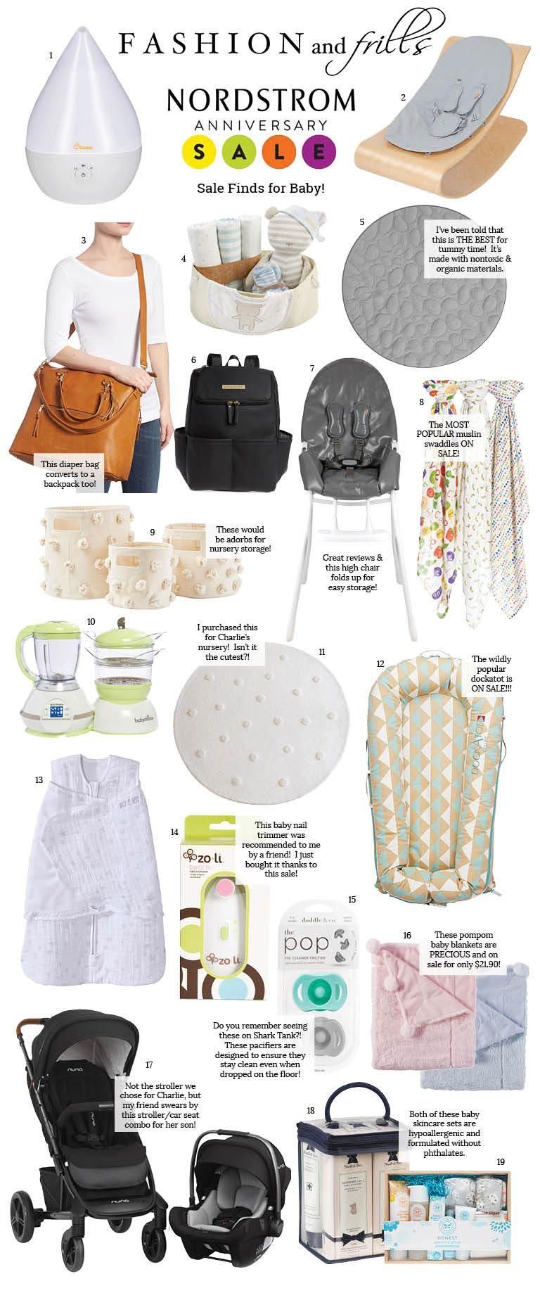 19 Baby Essentials from the Nordstrom Anniversary Sale!   Dallas ... ea01b5d721