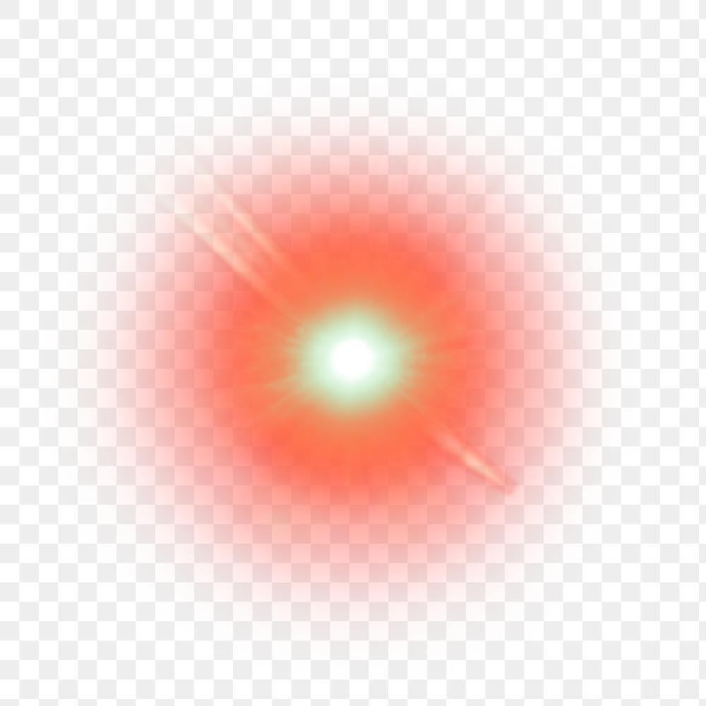 Orange Lens Flare Effect Design Element Free Image By Rawpixel Com Tong Lens Flare Effect Lens Flare Design Element