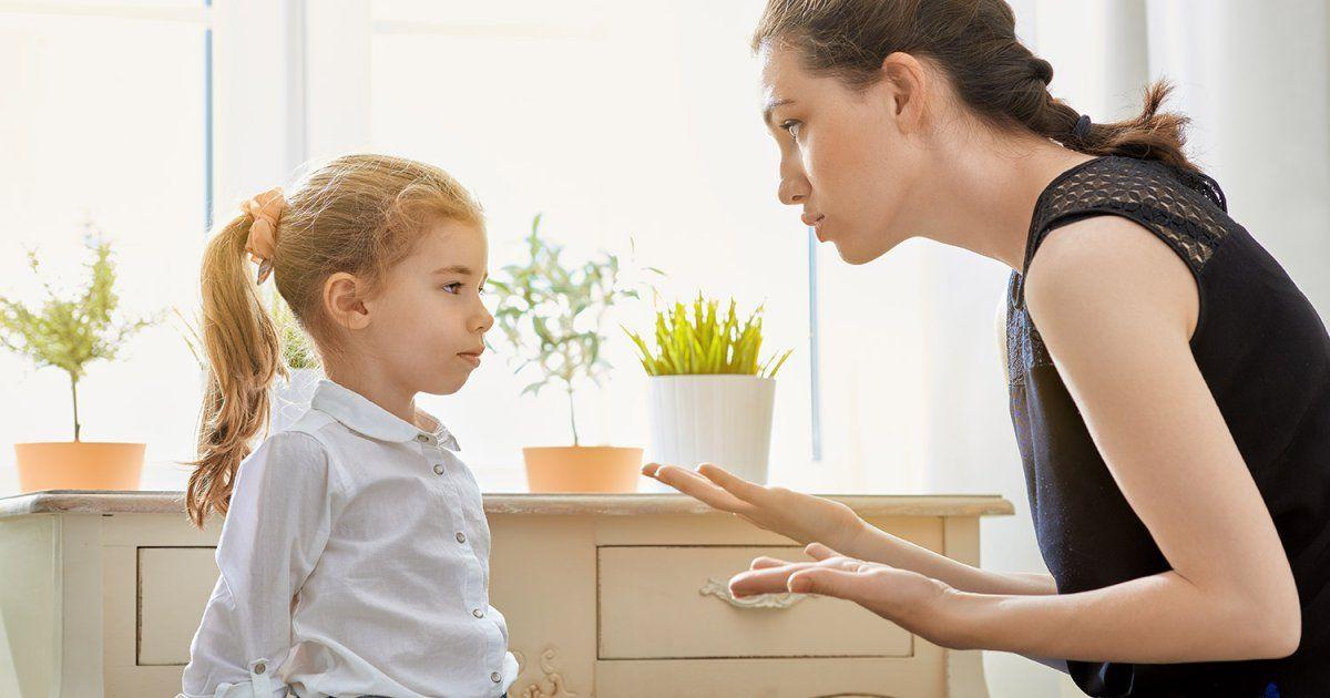 Beaucoup de parents craignent la discipline de peur d'être trop sévères…
