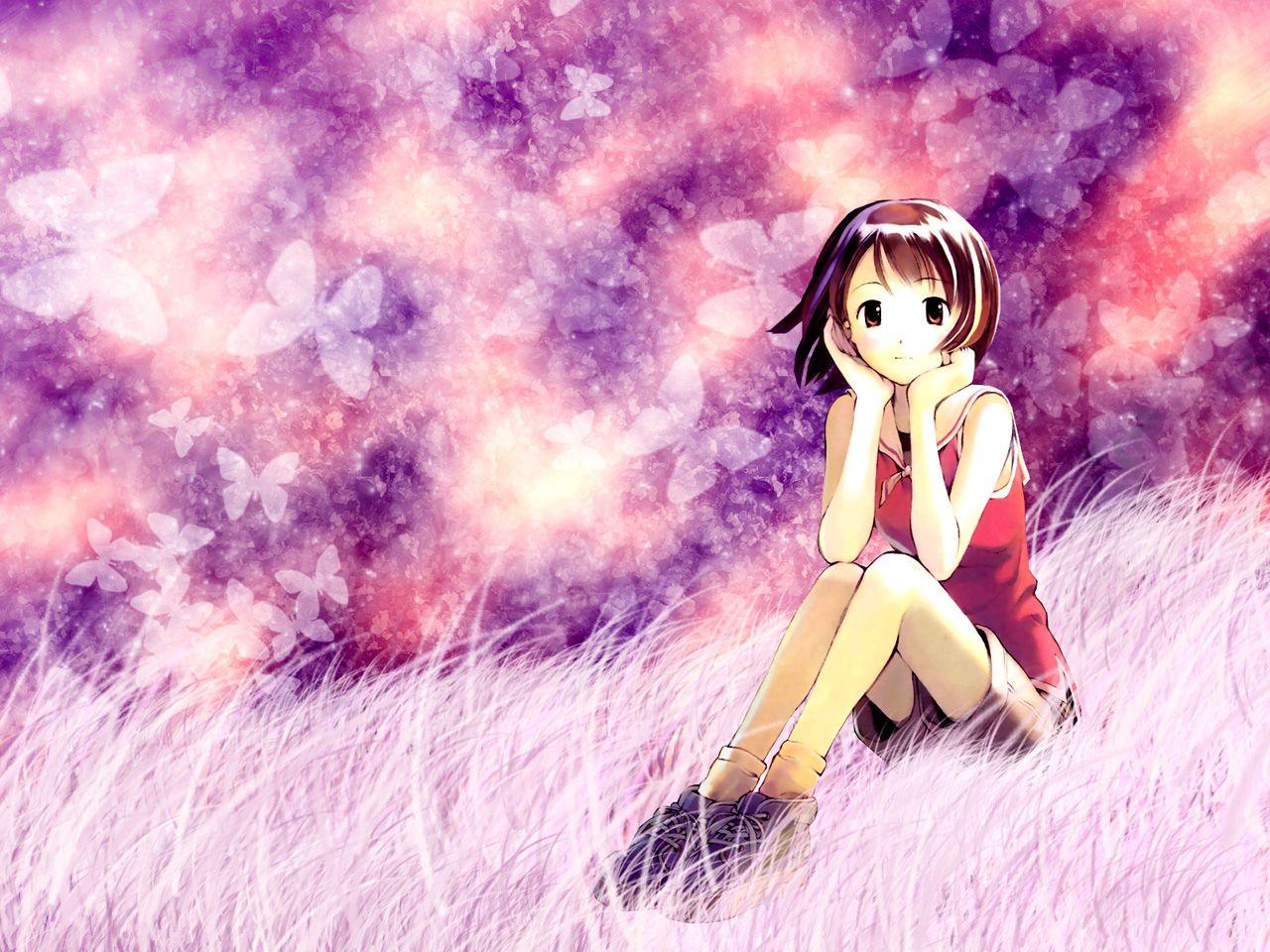 Anime Cuteness Free Cute Anime Girl Computer Desktop Wallpapers
