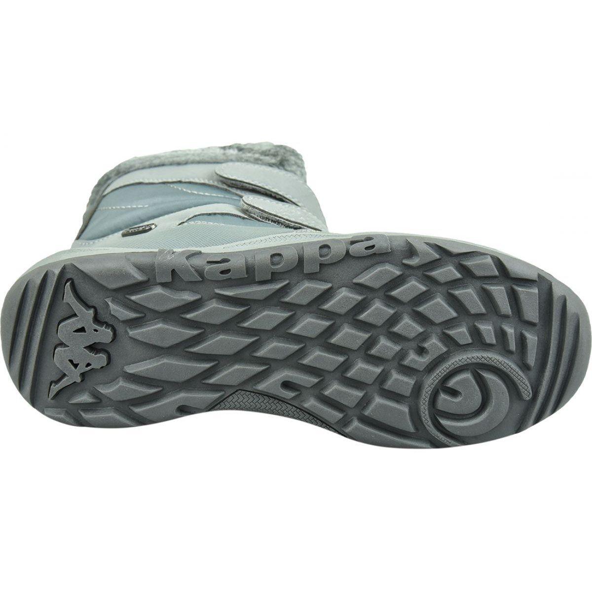 Buty Zimowe Kappa Gurli Tex Jr 260728k 1615 Szare Winter Boots Winter Shoes Childrens Shoes