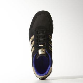 new styles 4d214 4700f adidas - adistar Racer Shoes core black  gold met.  night flash M19214