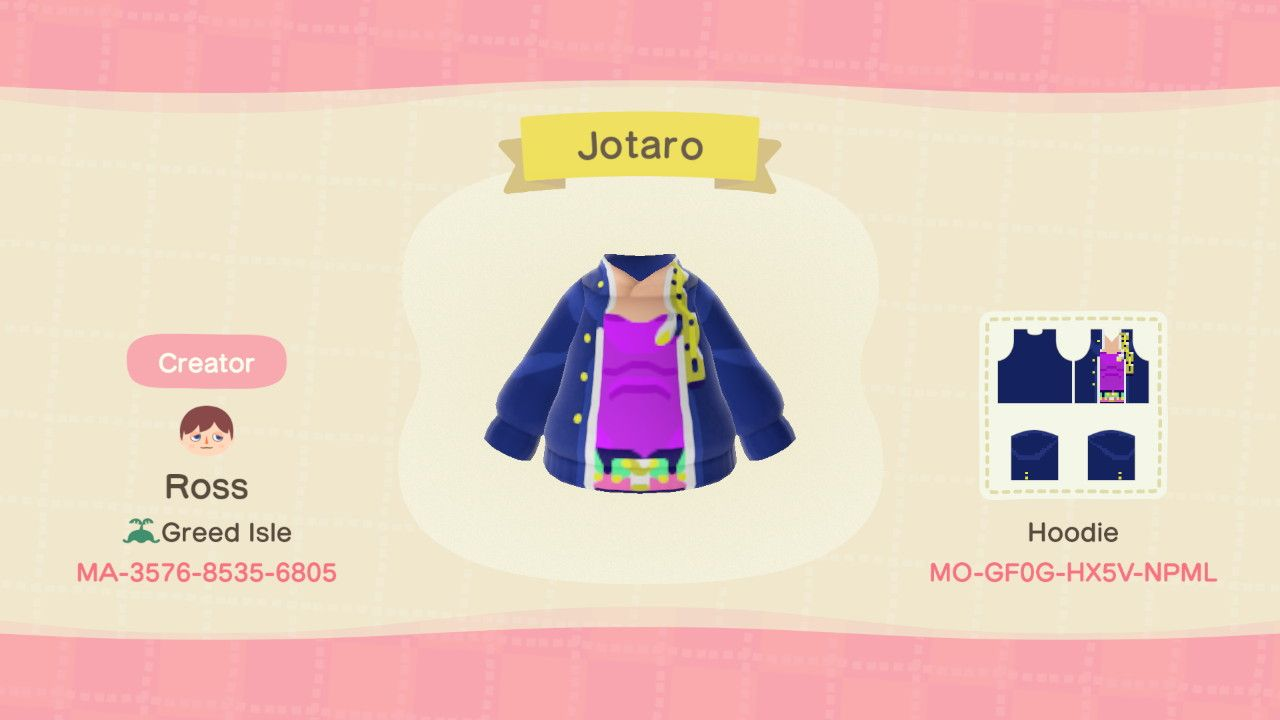 Ross O Donovan On In 2020 Animal Crossing Donovan Clothing Store
