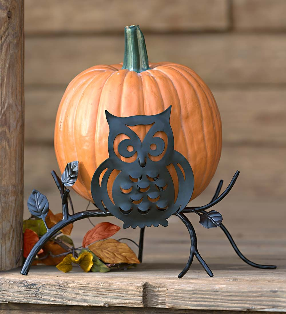 Turn a plain pumpkin into a unique Halloween design \u2013 without the - fall and halloween decorations