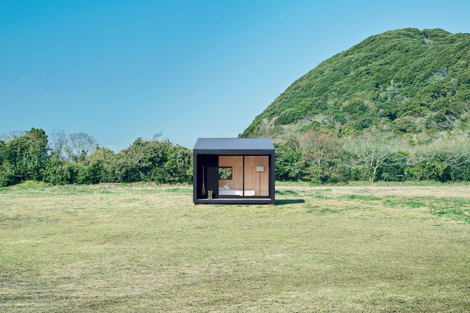 Muji Hut | Future Chill Laboratory | Pinterest | Muji hut, Muji and ...
